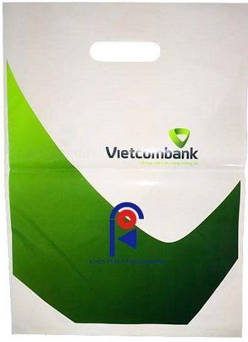 Túi ngân hàng Vietcombank
