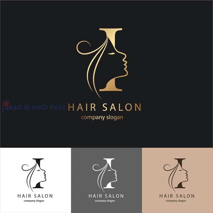 logo hair cosmertics