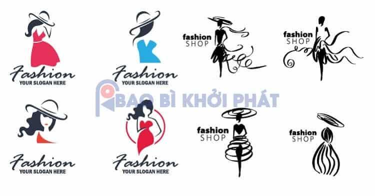 Logo Shop Bán Váy Nữ