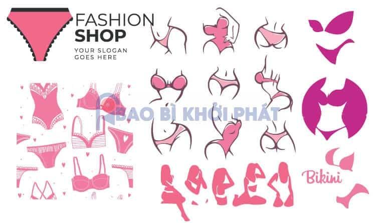Logo Shop Thời trang Nội Y