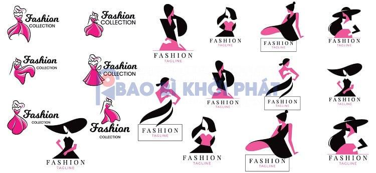 Logo shop bán Đầm nữ
