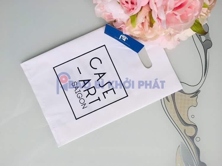 in túi nilon đựng case điện thoại
