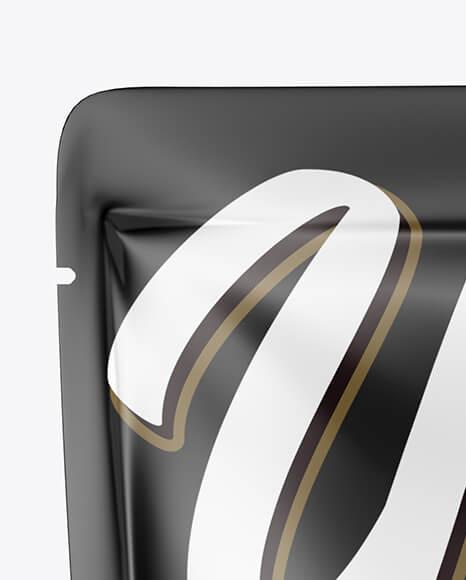 sản xuất túi zipper có bo góc dấu xé
